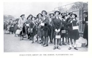 Evacuees  Girls Day School Trust Archive Collection